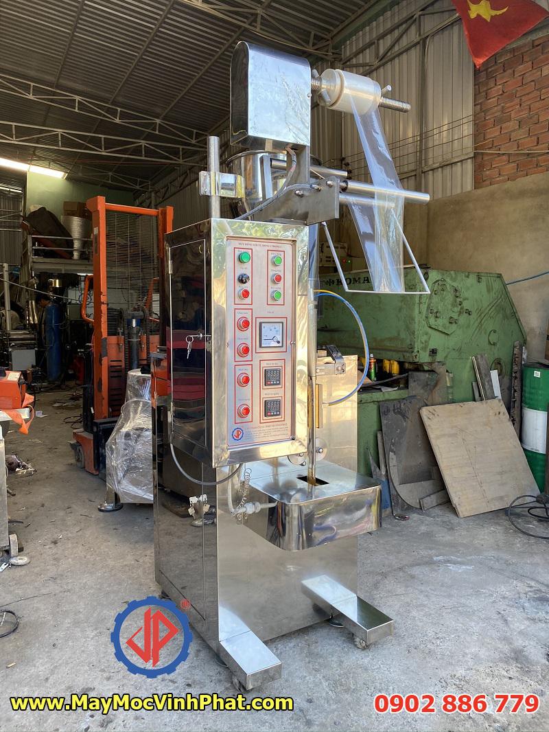 Vĩnh Phát - Nhà chế tạo máy đóng gói tự động hàng đầu Việt Nam
