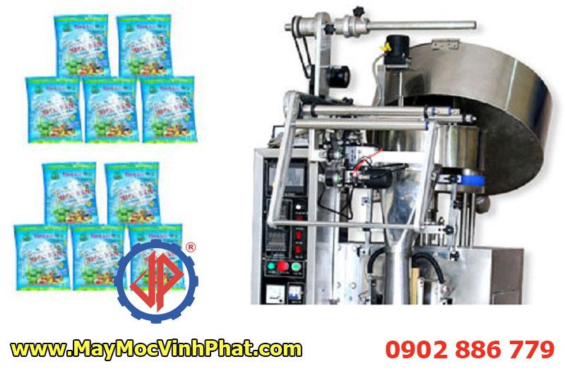 Máy đóng gói muối tôm, hạt tiêu, cafe bột do Vĩnh Phát cung cấp