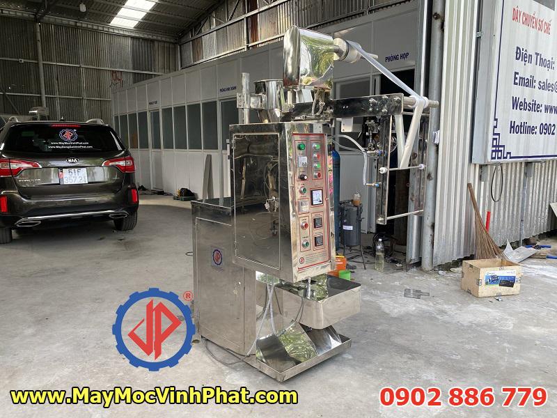 Máy đóng gói tinh bột rau củ quả Vĩnh Phát, khằng định chất lượng và thương hiệu bền vững