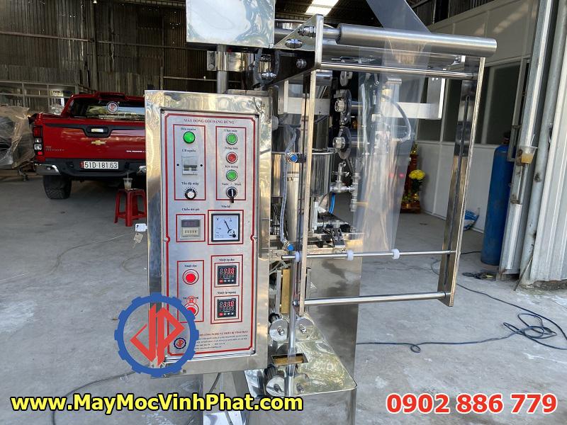 Tủ điện máy đóng gói sữa chua que Vĩnh Phát