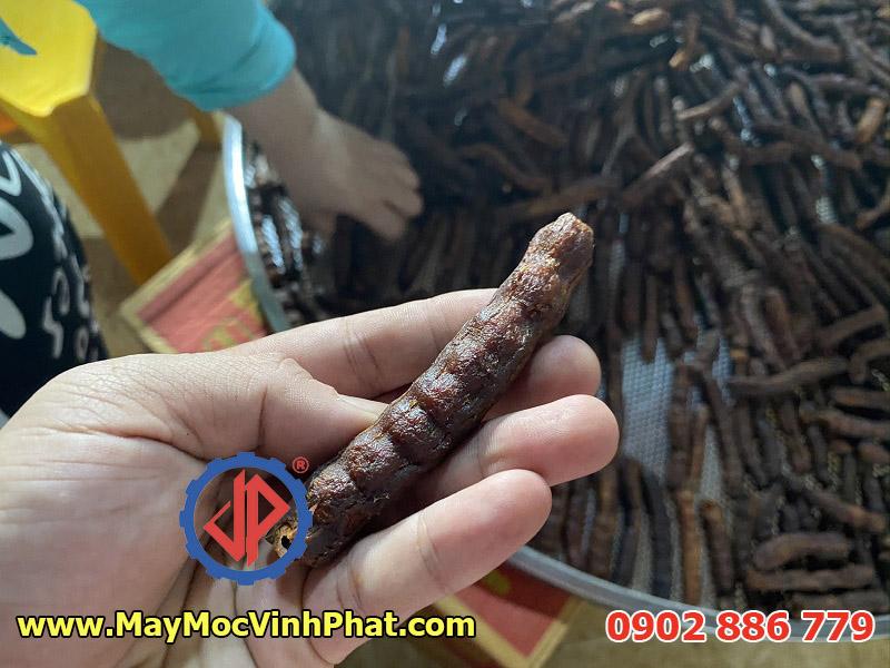 Máy sấy me thái, tủ sấy nông sản Vĩnh Phát tạo ra sản phẩm chất lượng vượt trội