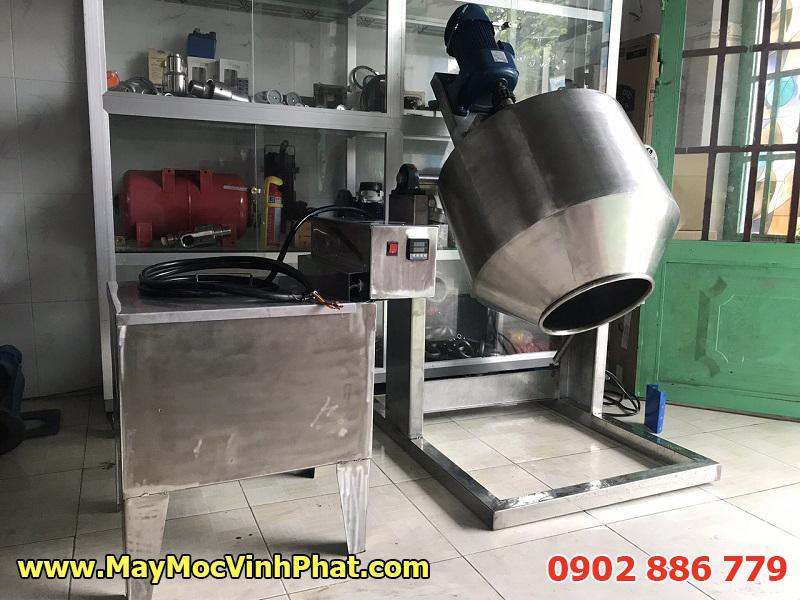 Máy tẩm bột tôm Vĩnh Phát chất lượng tốt, giá cạnh tranh