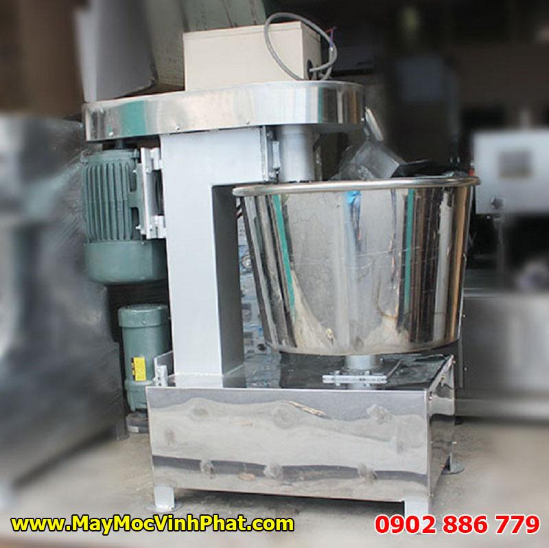 Hình ảnh máy trộn bột làm bánh, máy trộn bột nhão Vĩnh Phát