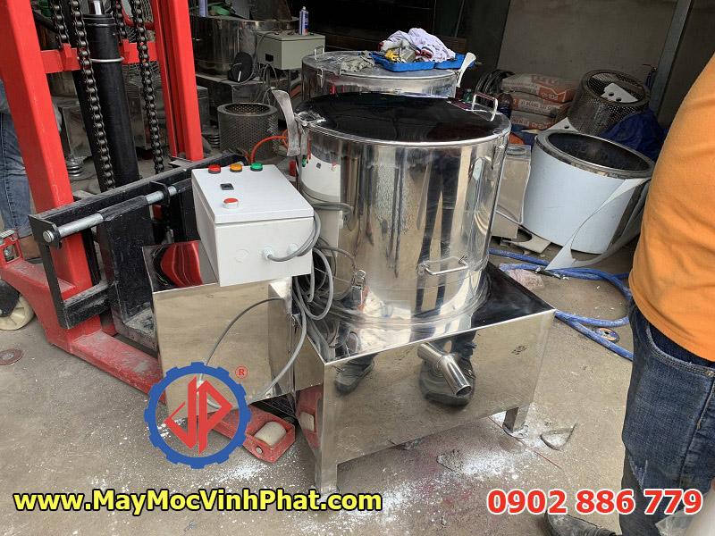 Mẫu máy vắt ly tâm inox Vĩnh Phát 2019 giá rẻ